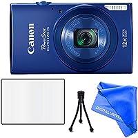 Canon PowerShot Elph 170 Camera Blue