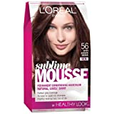 L'Oreal Sublime Mousse by Healthy Look Hair Color, Spicy Auburn Brown 1 ea