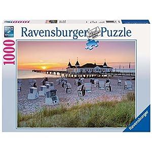 Ravensburger 19112 Spiaggia Sul Mar Baltico 1000 Pezzi