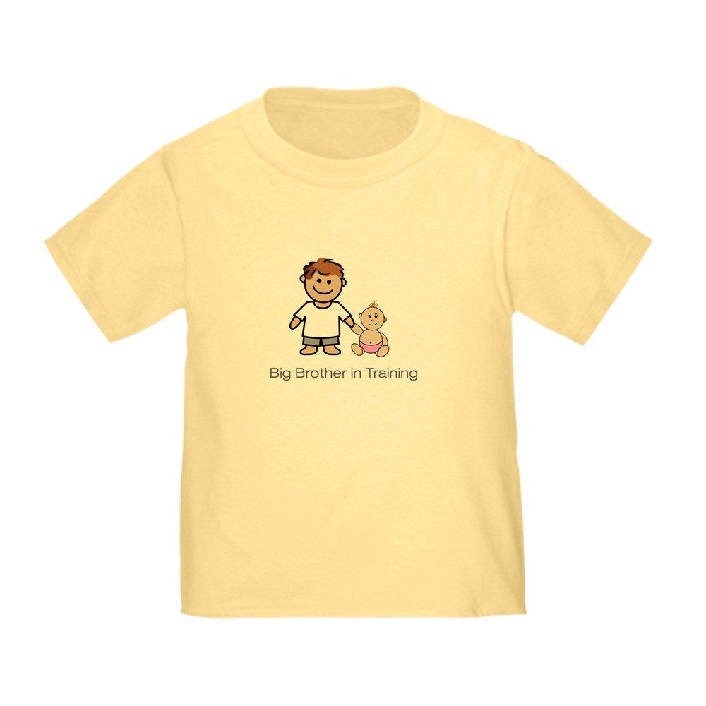 CafePress Big Brother in Training Toddler Tshirt