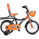 Hero  Blaze Kid Zone 16T Single Speed Junior Cycle (Black/Orange)