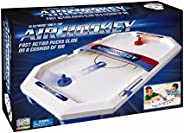 Game Zone P25118 International Playthings - Electronic Table-Top Air Hockey - Fast-Paced Sports Fun in an Easi