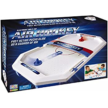 International Playthings Game Zone   Electronic Table Top Air Hockey    Fast Paced Sports