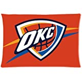 "Oklahoma City Thunder Pillowcase Standard Size 20""x30"" PWC1648"