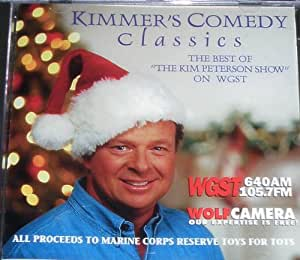 Kim Peterson Kimmer S Comedy Classics The Best Of The