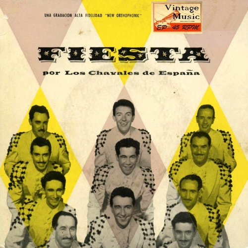 ... Vintage Spanish Folk Nº4 - EPs.
