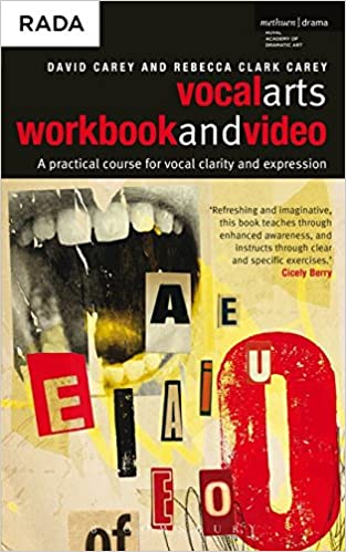 vocal arts workbook and video a practical course for developing the expressive range of your voice vol 1