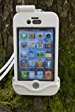 DriSuit DSEAPLI4WIW 003 Endurance Waterproof Case for iPhone 4/4s - 1 Pack - Carrying Case - Retail Packaging - Winter White