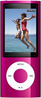 amazon com apple ipod nano 8 gb 5th generation blue discontinued rh amazon com Apple iPod Nano 2nd Generation Apple iPod Nano 2nd Generation