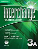 Interchange Level 3 Full Contact a with Self-Study DVD-ROM, Jack C. Richards, 1107620422
