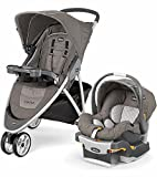Cheap Chicco Viaro Travel System, Birch
