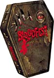 BLOODFEST (THE THIRSTY DEAD / DEEP RED / SISTERS OF DEATH / THE HOUSE BY THE CEMETERY / BLOODY WEDNESDAY) (TIN COFFIN) (5-DISC) / DVD
