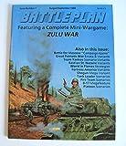 img - for Battleplan Magazine, Featuring a Complete Mini-Wargame: Zulu War (Issue No. 7, August/September 1988) book / textbook / text book