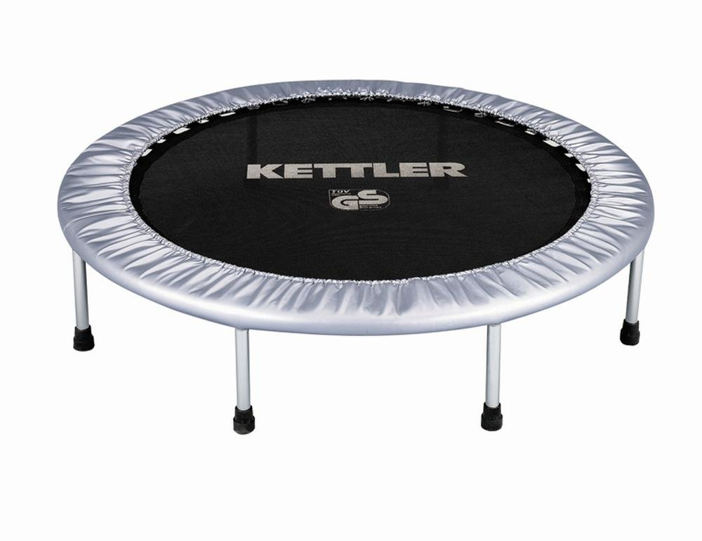 Kettler Trampolin, silber schwarz, 95 cm, 07290