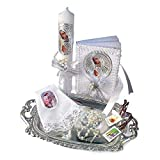 SF001 Catholic & Religious Gifts, First Communion Gift Set Girl Spanish -New 2016