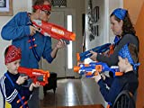 Nerf War: Mega vs Elite