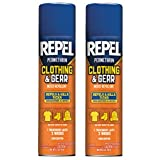 Repel 2 Pack Permethrin Clothing & Gear Insect