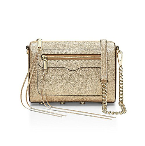 Rebecca Minkoff Rose Gold Bag - 3