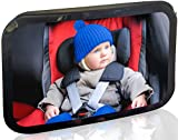 Kittens Best Value - Baby Car Mirror XL – Parents Approve -Strong Safe