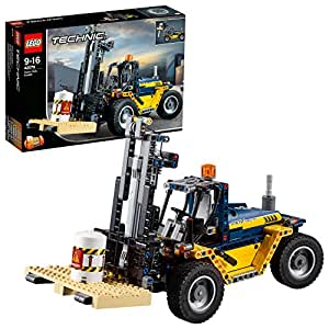 Lego Technic Heavy Duty Forklift 42079 Building Set