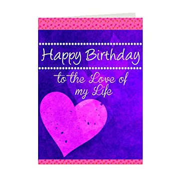 Giftsbymeeta Lovely Happy Birthday CardsBirthday Greeting Card For Girlfriend FriendBirthday Boyfriend