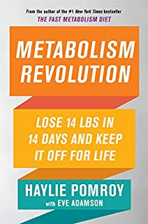 Book Cover: Metabolism Revolution: Lose 14 Pounds in 14 Days and Keep It Off for Life