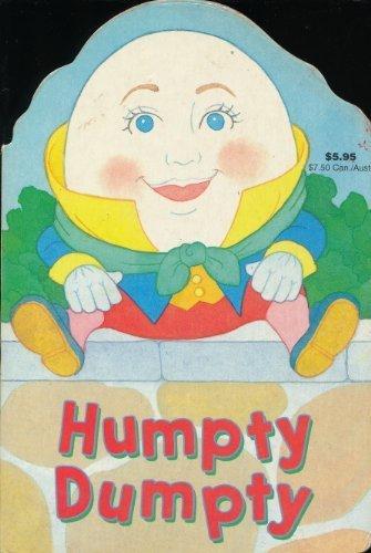 Humpty Dumpty Mother Goose - 7
