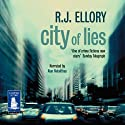 City of Lies Audiobook by R J Ellory Narrated by Alan Nebelthau
