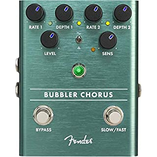 Fender BUBBLER ANALOG CHORUS