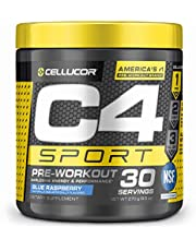 C4 Sport Pre Workout Powder