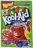 Kraft Kool-Aid, Strawberry Kiwi, 0.13 Ounce (Pack of 192)