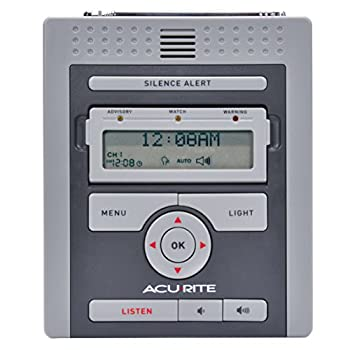 Acurite 08510otp Noaa Tabletop Weather Radio With S.a.m.e. 2