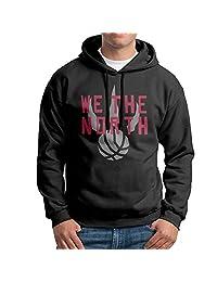 Men's Toronto Raptors We The North Raptors Hoodies M Black