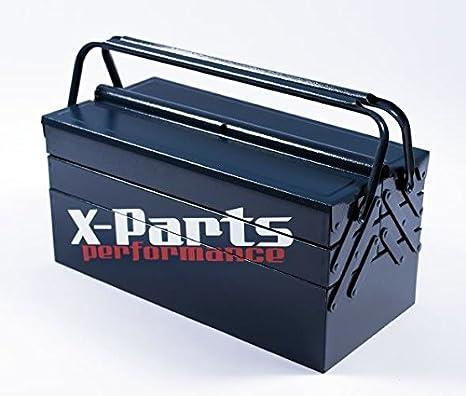 X de Parts Caja de herramientas caja de herramientas Turbo Tuning piezas Caja de herramientas Tool Box: Amazon.es: Coche y moto