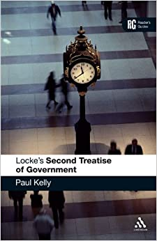 Book EPZ Locke's 'Second Treatise of Government': A Reader's Guide (Reader's Guides)