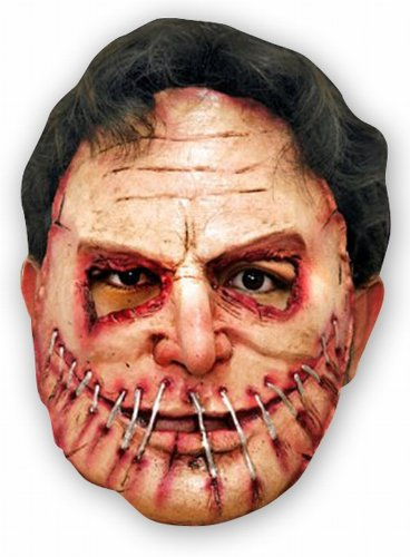 Close Up Serial killer Mask Otis