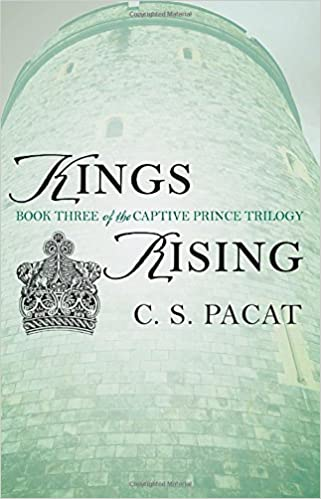 Image result for king's rising book cover