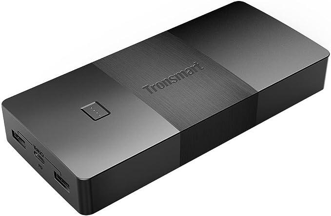 Tronsmart Brio - Cargador portátil de 20100 mAh PD, 30 W USB Tipo ...