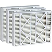 Ultravation #91-007 - 16x25x3 MERV 13 Comparable Air Filter - 3PK