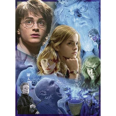 Ravensburger Harry Potter 500pc Jigsaw Puzzle: Toys & Games