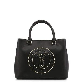 c503ea2ab6 Versace Jeans Sac à main noir: Amazon.fr: Bagages