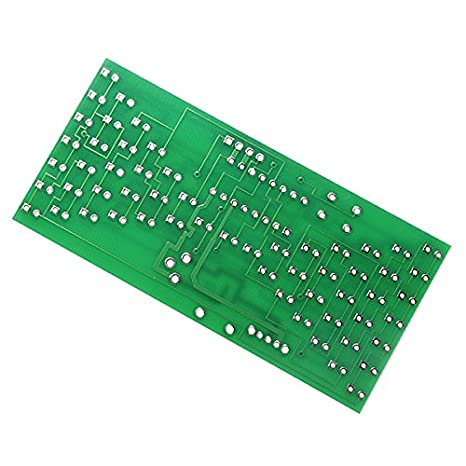 Ils - DIY electrónica de Reloj de Arena Kit Kit de Aprendizaje Interesante MCU Luces LED de Piezas de Repuesto: Amazon.es: Electrónica
