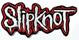 Slipknot Music Band Patch Embroidered Iron on Hat Jacket Hoodie Backpack Ideal for Gift/ 11.5cm(w) X 5cm(h)