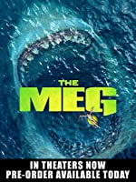 The Meg 3D + Blu-ray + Digital