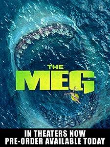 The Meg 3D + Blu-ray + Digital