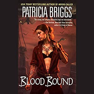 Blood Bound: Mercy Thompson, Book 2 Audiobook