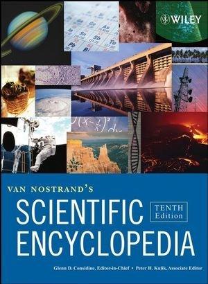 Van Nostrand's Scientific Encyclopedia, 3 Volume Set (10th Edition) (2008-03-18) [Hardcover] pdf