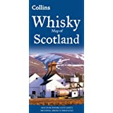 Collins Pictorial Maps/Whisky Map Of Scotland New Edition