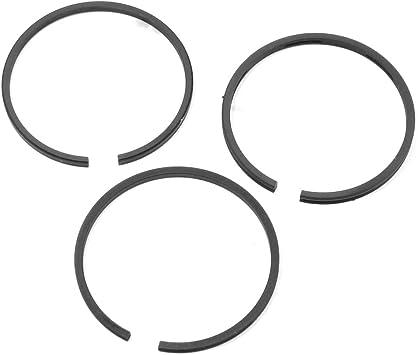 Sourcingmap - Repuestos anillos de pistón de diámetro 51 mm compresor de aire set 3 piezas: Amazon.es: Bricolaje y herramientas