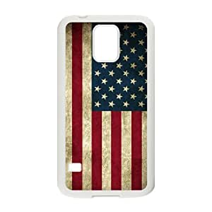 Personalized New Print Case for SamSung Galaxy S5 I9600, American Flag Phone Case - HL-R643157
